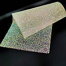 Фотозона, коврик силиконовый инкрустированный, хамелеон, фото 5