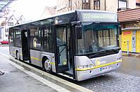 Лобове скло автобусу Neoplan міської N 4411