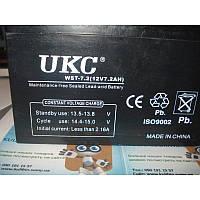 Аккумуляторы 12в UKC  7.2 А