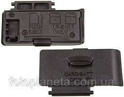 Крышка аккумуляторно батарейного отсека для Canon EOS 1100d, Rebel T3, Kiss X50