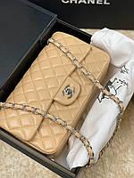 Изумительная сумочка Шанель натуральная кожа (реплика)