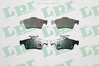 LPR 05P1236 Тормозные колодки задние Ford Focus C-Max 1.0-5.0 09.02-