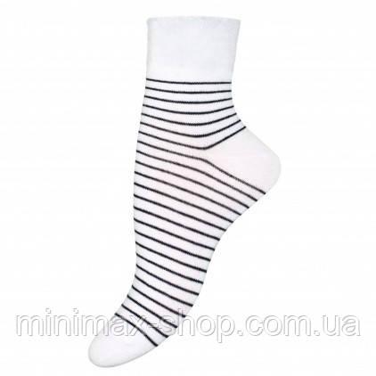 Носки женские Легка Хода 2233, белый