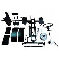 Комплект для переобладнання мотоблока в мототрактор №1 (гідравлічна гальмівна система) (КТ2)