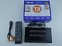 Цифровой ТВ тюнер Т2 MEGOGO 168
