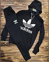 Спортивный костюм Adidas, трехнить (Реплика)