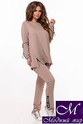 Женский костюм брюки + туника (р. 42, 44, 46) арт. 29-023, фото 2