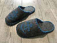 Тапки Тапочки Фетр 36-41 размеры, фото 1