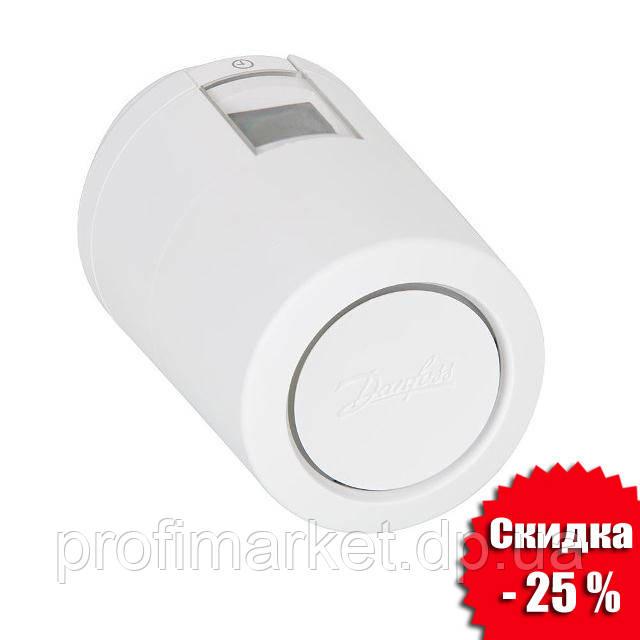 Интеллектуальный электронный радиаторный термостат Danfoss Living Eco™, Bluetooth®, адаптер RA, M30x1,5