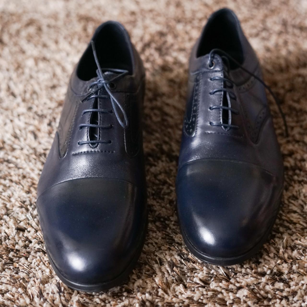 Шкіряні туфлі - якість ТОП, якщо ні повернемо гроші!