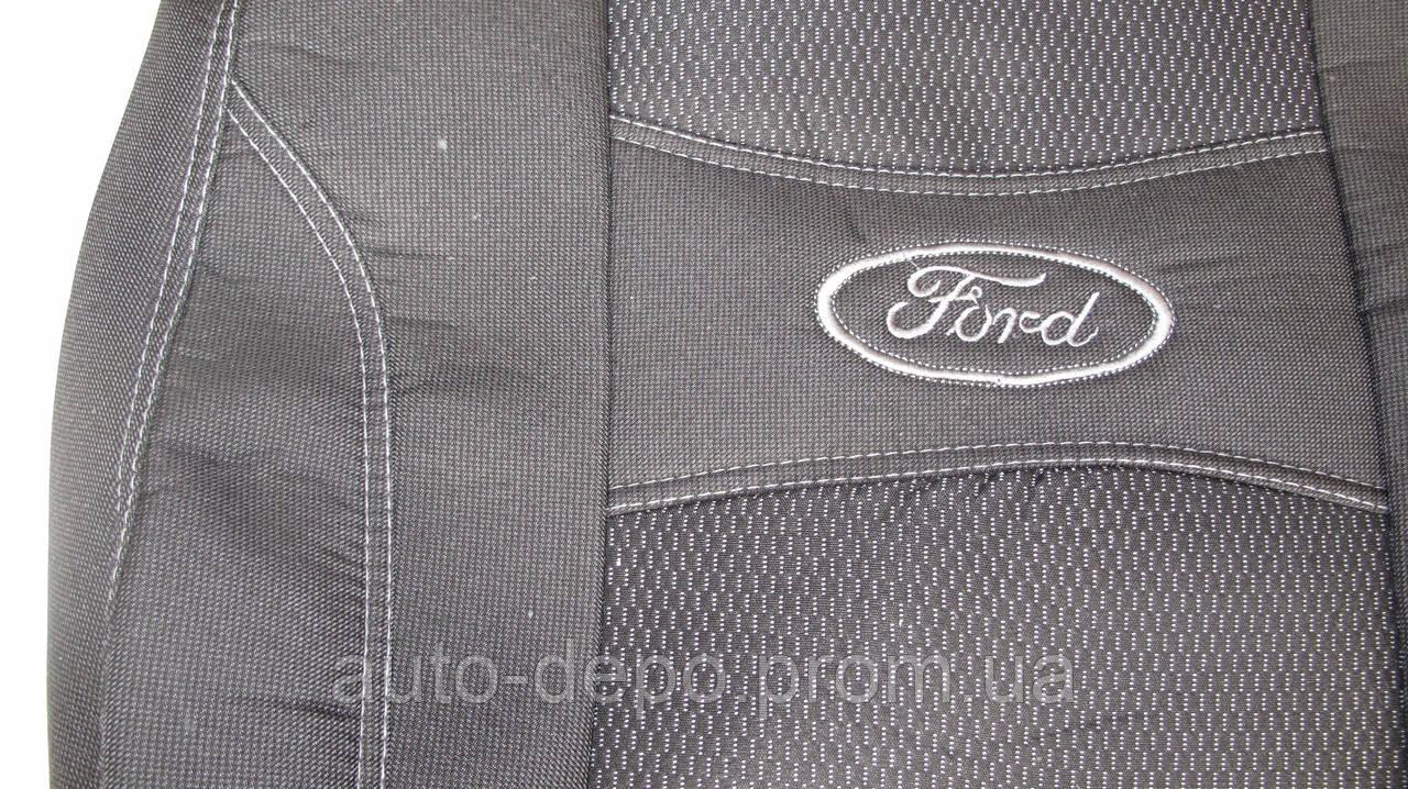 Автомобильные чехлы на Ford Kuga 2013- Nika