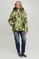 Куртка женская демисезонная размеры:50-60, фото 2