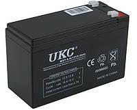 Аккумуляторы 12в UKC  9 А