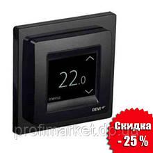 Терморегулятор DEVIreg™ Touch Black