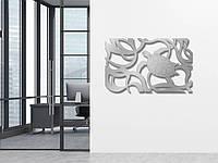 Декоративне металеве панно Черепаха, фото 1