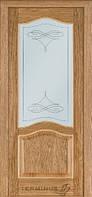 Двери Classik 03 TERMINUS Шпон Дуб светлый 60, 70, 80, 90 см