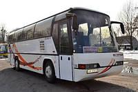 Стекло автобуса лобовое Neoplan 213, фото 1