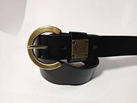 Ремень Dolce & Gabbana черный