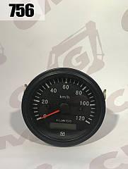 Спідометр двигуна Shanghai 6CL280-2, QY25K5