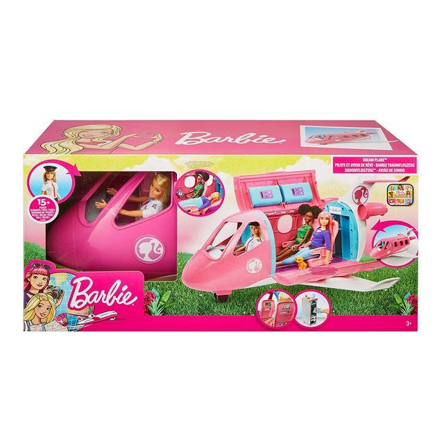 Barbie Барби Самолет мечты GDG76 Dreamplane Playset