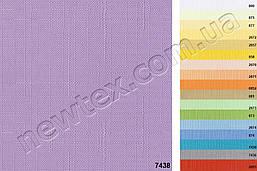 Ролеты тканевые закрытого типа Лен (18 цветов)