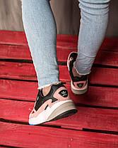 Женские кроссовки в стиле Adidas Falcon Pink, фото 3