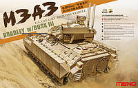 Сборная модель M3A3 Bradley w/BUSK III