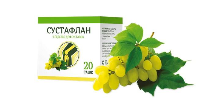 Сустафлан — капсули для здоров'я суглобів