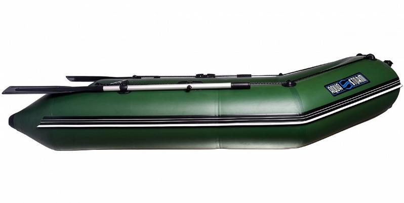 Лодка надувная под мотор Aqua-Storm stm 260-40, фото 2