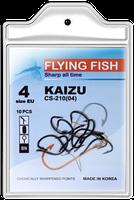 Крючок рыболовный Flying Fish KAIZU CS-210  10шт