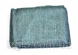 Сетка затеняющая зеленая, в пакете 3,6х5 м
