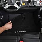 Детский электромобиль Mercedes Benz 4WD M 4133EBLR-5 зеленый, фото 4