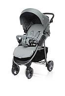 Удобная прогулочная детская коляска для мальчика 4Baby Rapid Unique Grey
