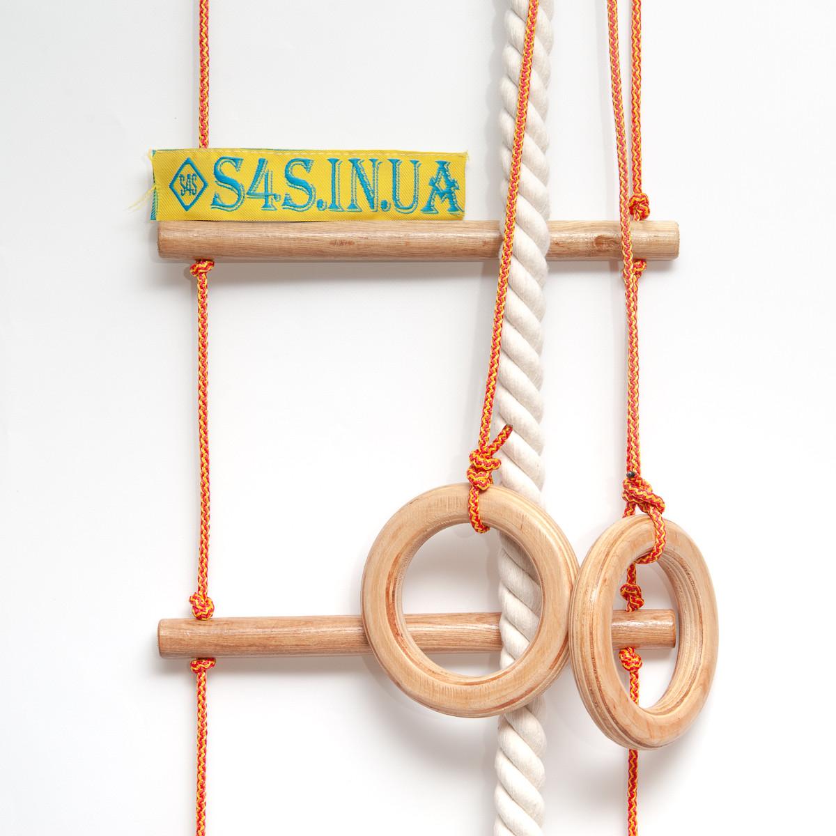 Детский набор для шведской стенки «ПРЕМИУМ»