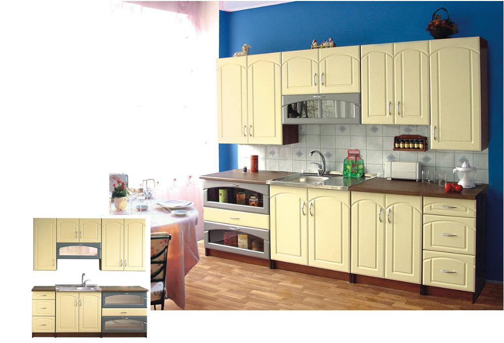 """Кухня """"Лира"""" 2,6 м Світ Меблів"""