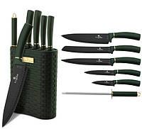 Набір ножів з 7 предметів Emerald Collection Berlinger Haus BH-2525