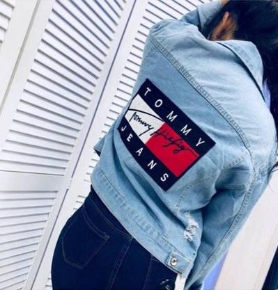 Джинсовая курточка, фото 2
