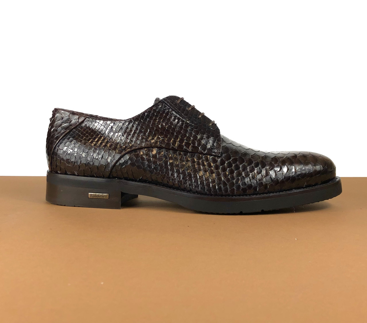 Туфли Baldinini из кожи питона (Балдинини) арт. 39-0002