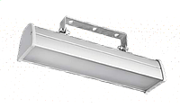 LED светильник промышленный LPV 40W/600мм IP65 (2000-7000K) матовый
