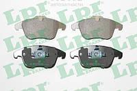 LPR 05P1255 Тормозные колодки передние Ford Mondeo