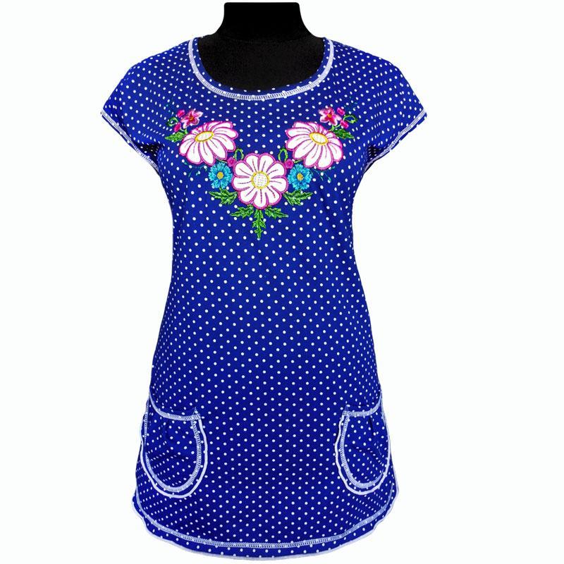 Блуза женская с карманами!