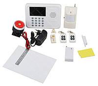GSM сигнализация для дома с датчиком движения Alarm JYX-G1 (4709) #S/O