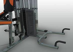 Силовой тренажер Fun Fit нагрузка 65кг, многофункциональный, фото 3
