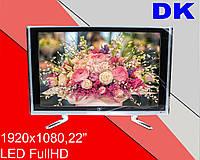 Телевізор DK22LED TV(новий+ пульт)(k.8038)