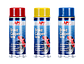 Краска для суппортов и тормозных барабанов APP Brake Caliper Spray, 400 мл Аэрозоль Синий, фото 2