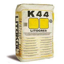 Клей для плитки Litokol K44 (литокол к44) 25 кг, улучшенный