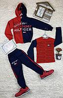 Детский спортивный костюм-тройка