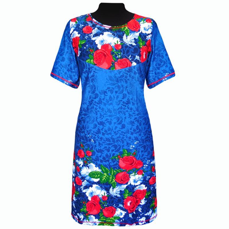 Платье летнее с рукавом