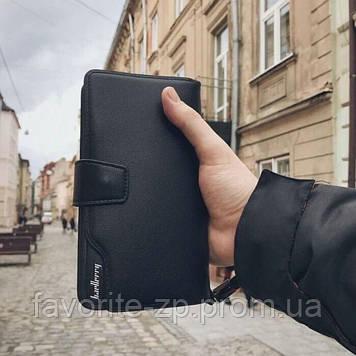Мужской Кошелек Baellerry S1063 Чёрный
