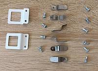 Крепления внутренних москитных сеток VIP ручки металл для пятикамерного профиля
